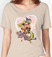 Bizarre Jelly Logo (No More Heroes) Women's Relaxed Fit T-Shirt
