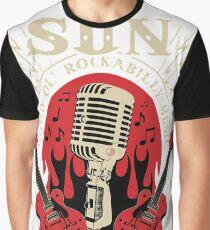 SUNRECORDS Graphic T-Shirt