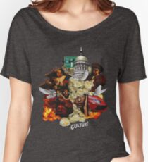 Migos Culture Women's Relaxed Fit T-Shirt