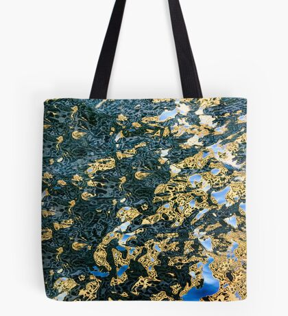 reflection abstract Tote Bag