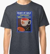 Heart of Gold - Eddie Program Classic T-Shirt