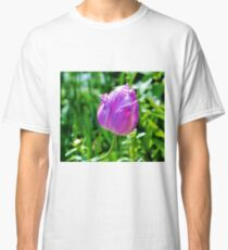 Leaning Tulip Classic T-Shirt