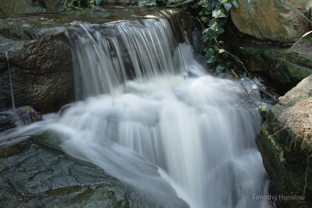 Cascade by Timothy Hanslow