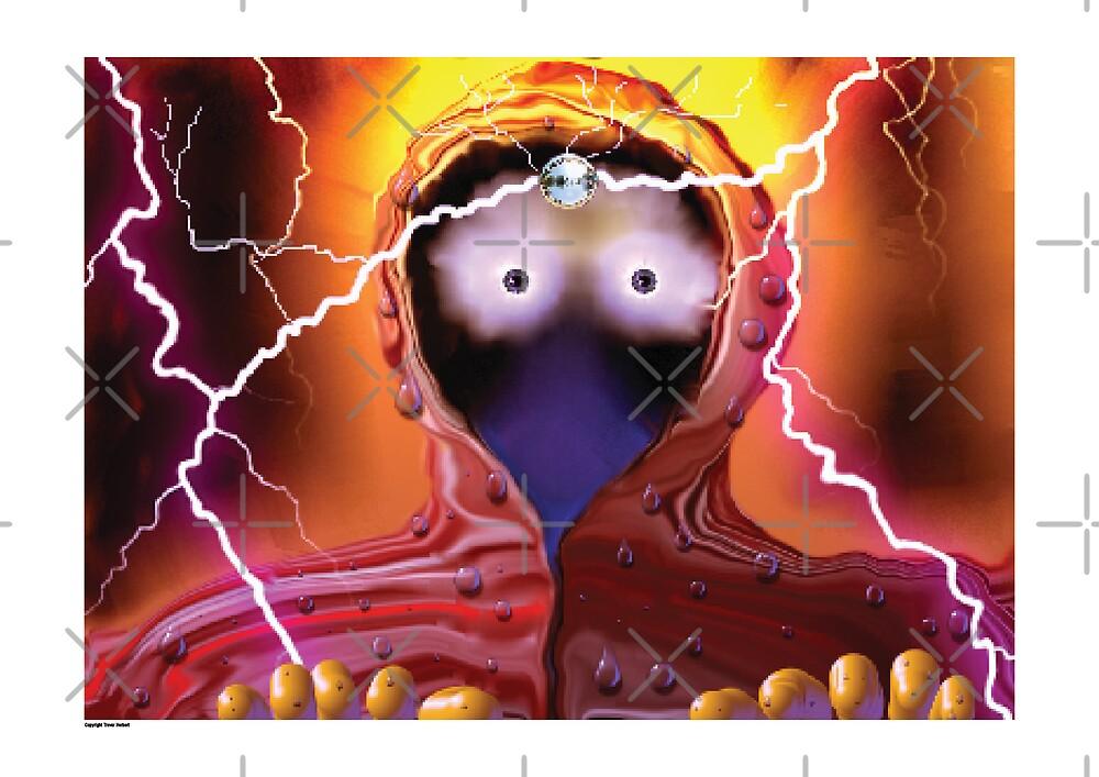 Look in to my eyes  by Trevor  Herbert