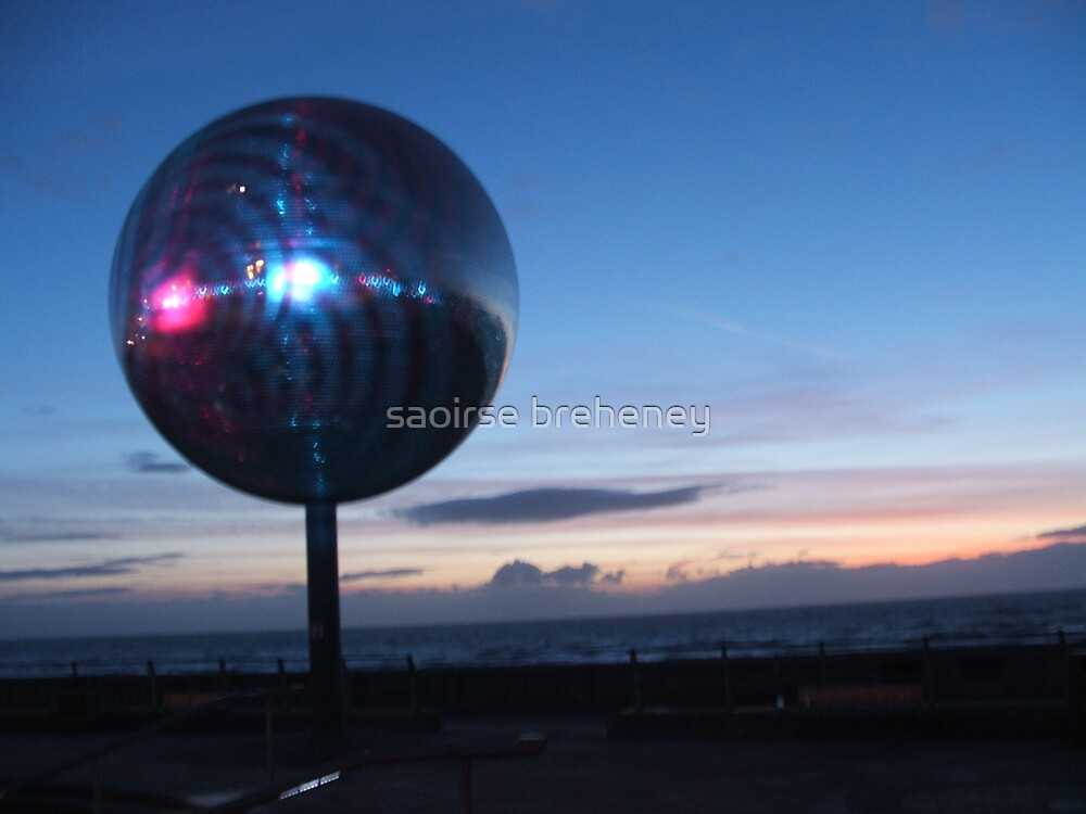 The ball. by saoirse breheney