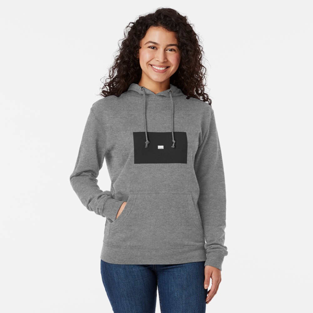 RECTANGLE Lightweight Hoodie