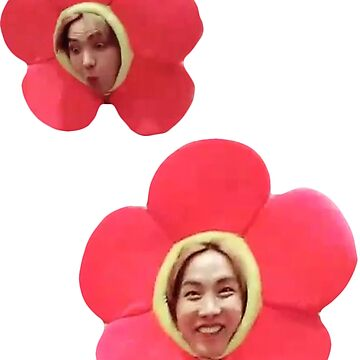 Flower J-Hope || BTS by burnslikethesun