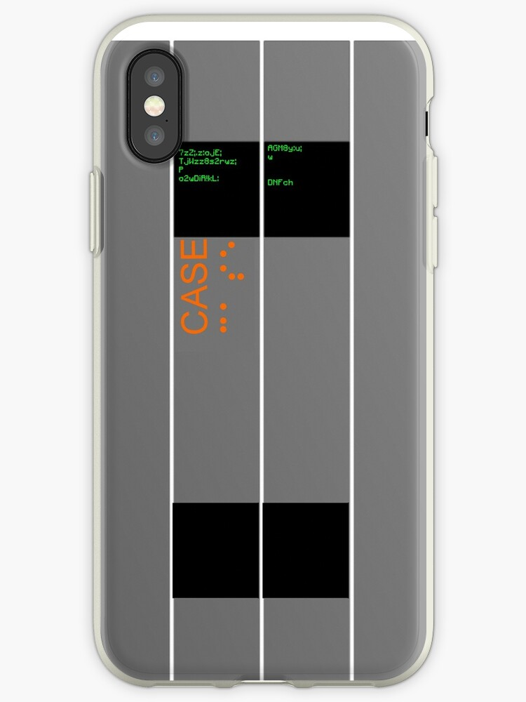 low priced 409d9 c8e4e 'CASE - Interstellar' iPhone Case by MrInky