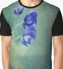 Blooming in the dark Graphic T-Shirt