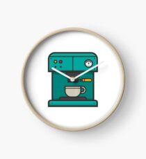 Limited Edition Vintage Kaffee Maschine Küche Uhr Uhr