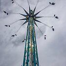 Fairground ride by David Patterson