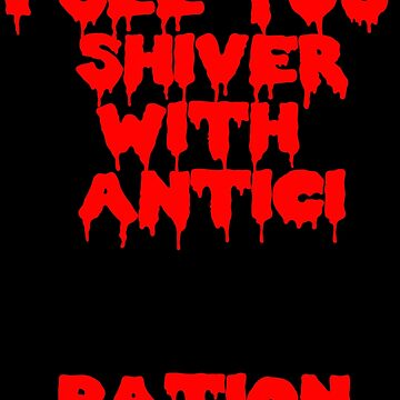 Rocky Horror Picture Mostrar cita de BethM93