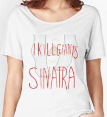 I Kill Giants x Sinatra Women's Relaxed Fit T-Shirt