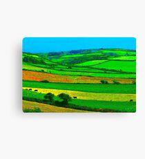 West Cork Ireland Landscape Canvas Print