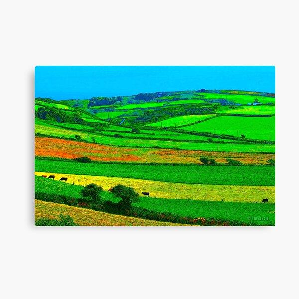 Irish Landscape Canvas Prints Redbubble