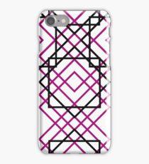 Geometric Cross iPhone Case/Skin