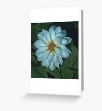 3-layer white Greeting Card