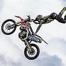 Jumping stuny byker by David Patterson