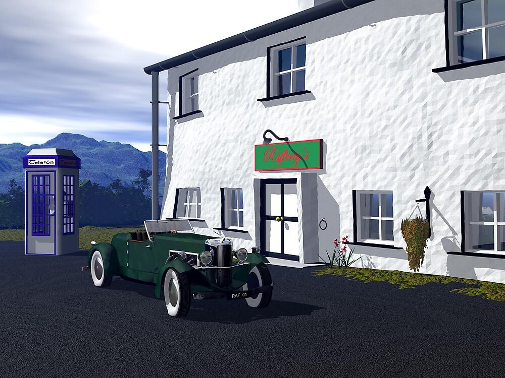 Rafferty's Motor Car by chrisdjp
