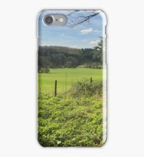Panoramic - The Gate iPhone Case/Skin