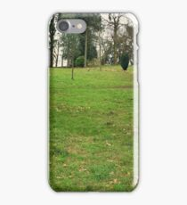Panoramic - The Park iPhone Case/Skin