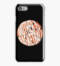 mother is basketball jackson wang quote iPhone Case/Skin
