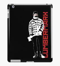 LumberMarx iPad Case/Skin