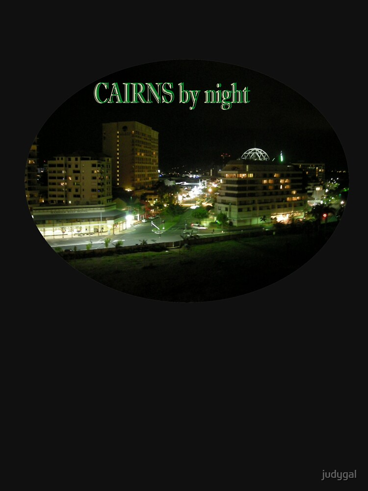 CAIRNS nightscape by judygal