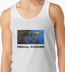 Pedal Power Tank Top