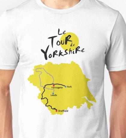 Tour de Yorkshire Unisex T-Shirt