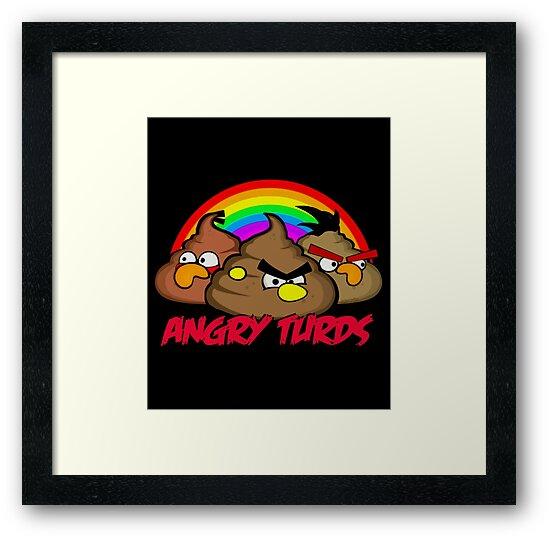 Angry Turds by KaspirJones