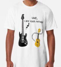 Uke, ich bin dein Vater! Longshirt