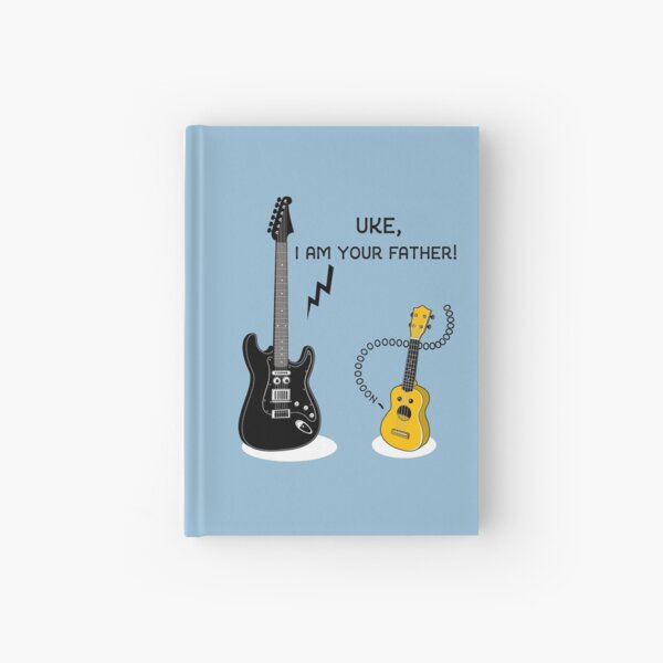 Uke, I am your Father! Hardcover Journal