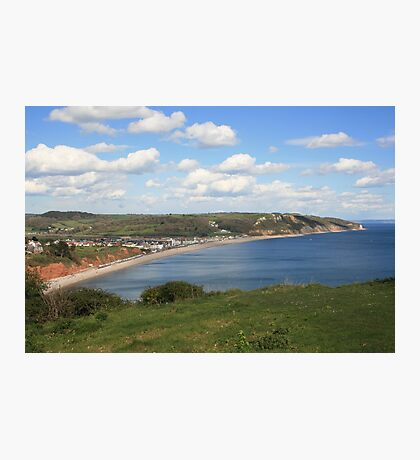 Devon's Finest - Seaton Photographic Print