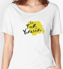 Le Tour de Yorkshire 3 Women's Relaxed Fit T-Shirt