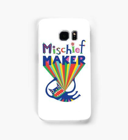 Mischief Maker Samsung Galaxy Case/Skin