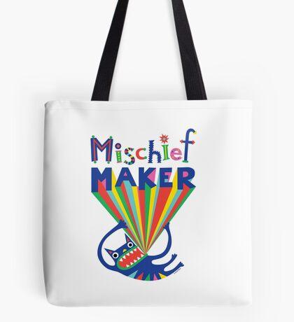 Mischief Maker Tote Bag