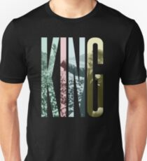 King - Martin Luther King Jr.  Unisex T-Shirt