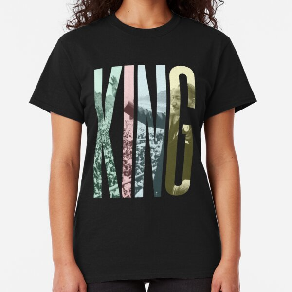 King - Martin Luther King Jr.  Classic T-Shirt