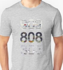 Roland 909 808 303 Classic Synth & Drum Machine T-Shirt