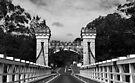 Old Hampden Bridge by Evita