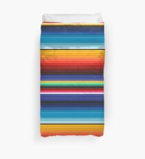 Traditional Seamless Mexican Vintage Pattern Duvet Cover