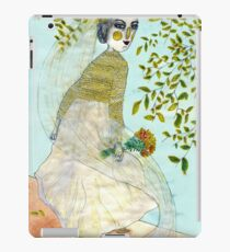 Gold Bride iPad Case/Skin