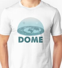 DOME - Flat Earth Designs T-Shirt