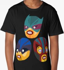 Superheroes Long T-Shirt