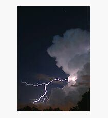 Lightning Bolt Photographic Print