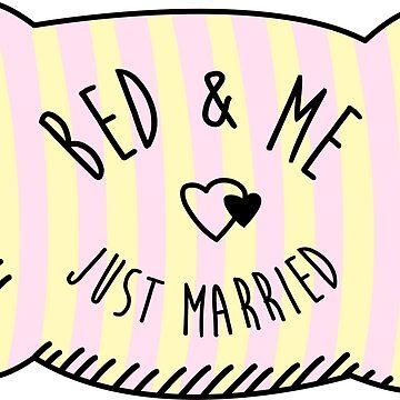 Bed & Me, Just Married de dupabyte