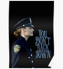 Back down Poster