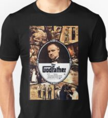 The Godfather - Retro T-Shirt