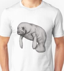 Manatee Art Unisex T-Shirt